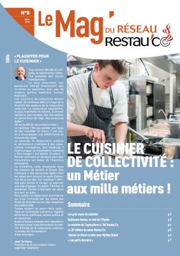 Le Mag N°8